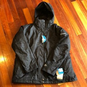 🌸New Columbia Whirlibird Interchange Jacket 2X